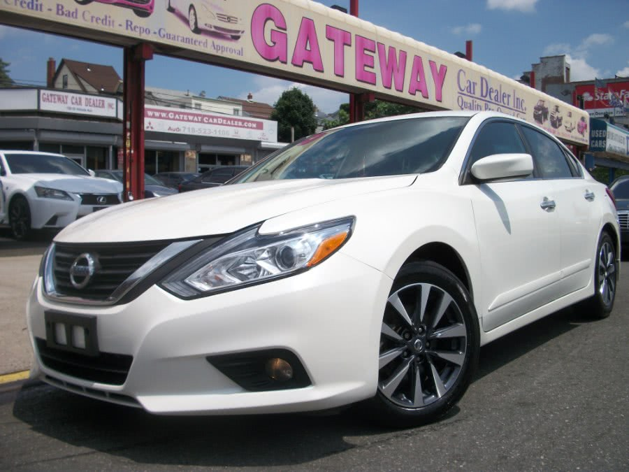 2016 Nissan Altima 4dr Sdn I4 2.5 SV, available for sale in Jamaica, New York | Gateway Car Dealer Inc. Jamaica, New York