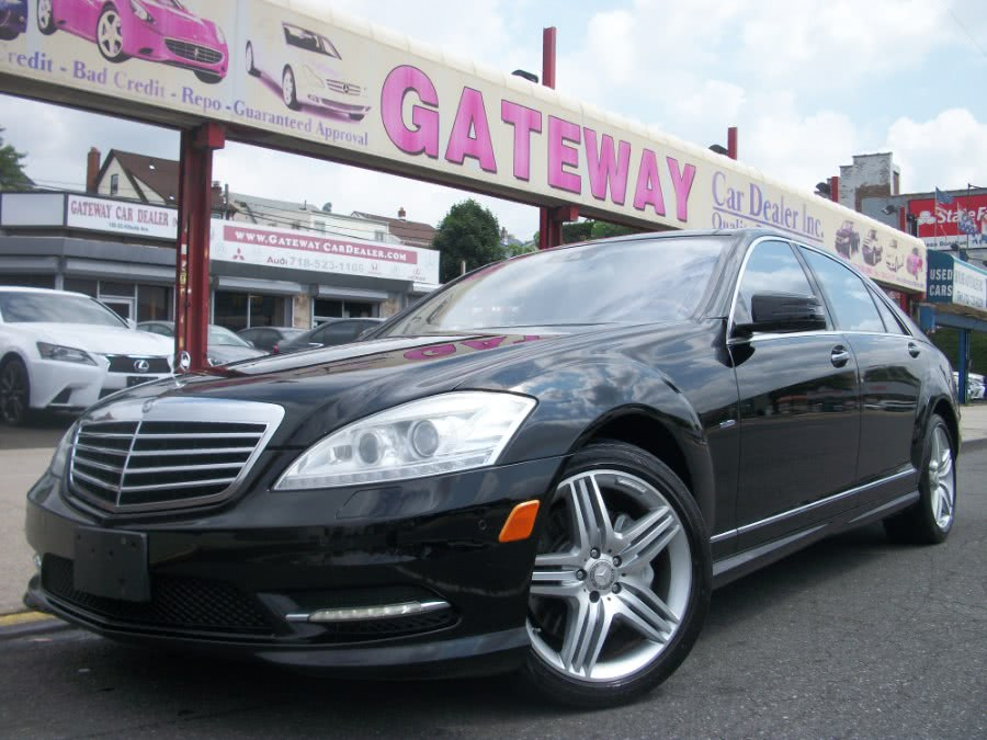 Used Mercedes-Benz S-Class 4dr Sdn S550 4MATIC 2012 | Gateway Car Dealer Inc. Jamaica, New York
