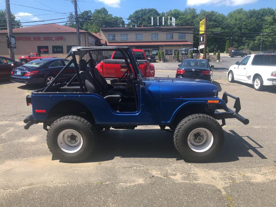 1979 Jeep American CJ5, available for sale in Waterbury, Connecticut | Tony's Auto Sales. Waterbury, Connecticut