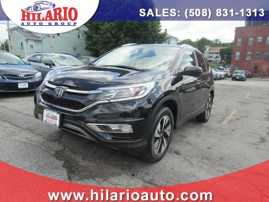 Used 2016 Honda CR-V in Worcester, Massachusetts | Hilario's Auto Sales Inc.. Worcester, Massachusetts