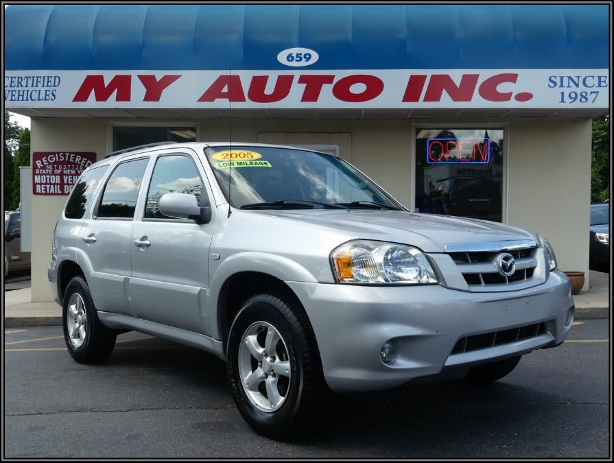 Used 2005 Mazda Tribute in Huntington Station, New York | My Auto Inc.. Huntington Station, New York