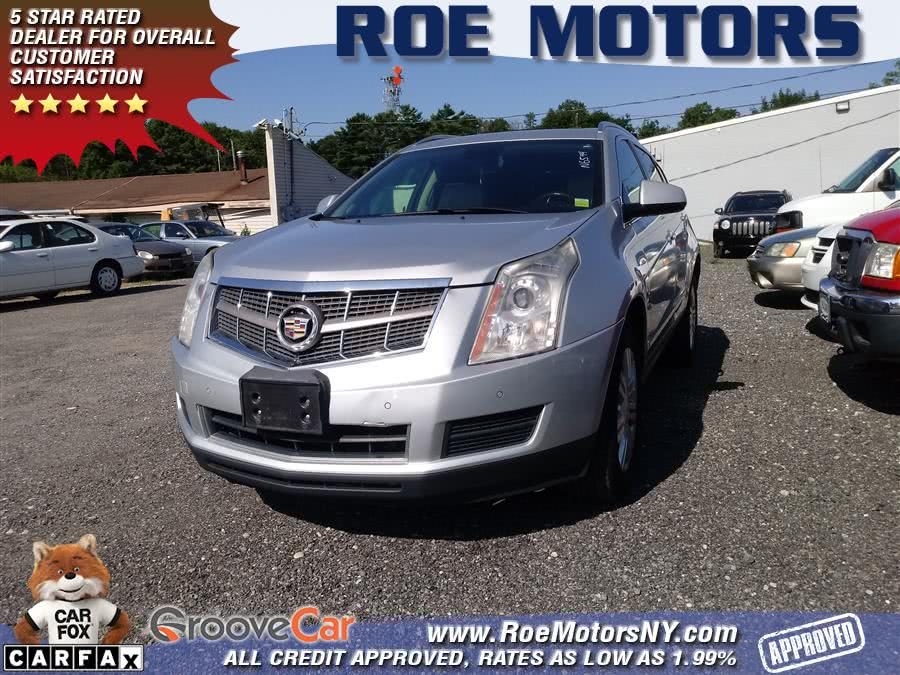 Used 2010 Cadillac SRX in Shirley, New York | Roe Motors Ltd. Shirley, New York