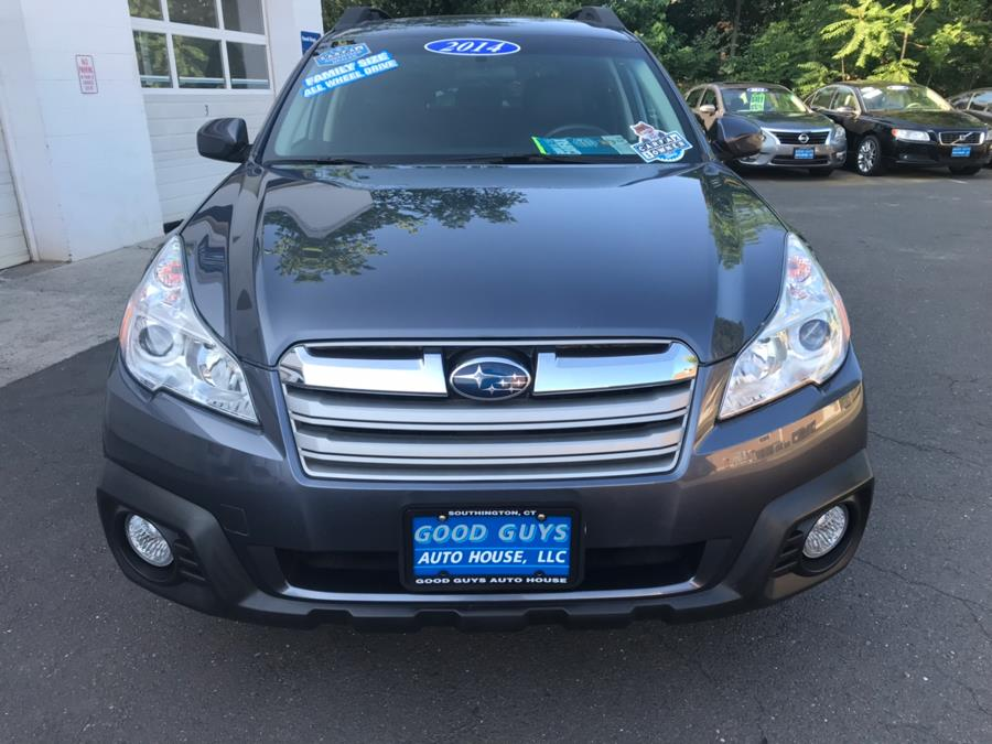 2014 Subaru Outback 4dr Wgn H4 Auto 2.5i Premium, available for sale in Southington, Connecticut | Good Guys Auto House. Southington, Connecticut