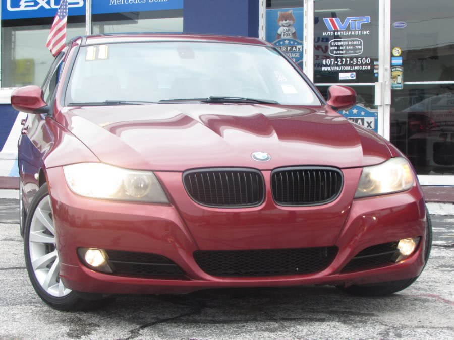 Used 2011 BMW 3 Series in Orlando, Florida | VIP Auto Enterprise, Inc. Orlando, Florida