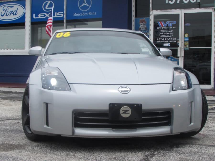Used Nissan 350Z 2dr Cpe Touring Auto 2006 | VIP Auto Enterprise, Inc. Orlando, Florida