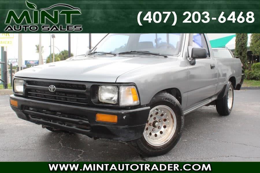 Used 1994 Toyota Pickup in Orlando, Florida | Mint Auto Sales. Orlando, Florida