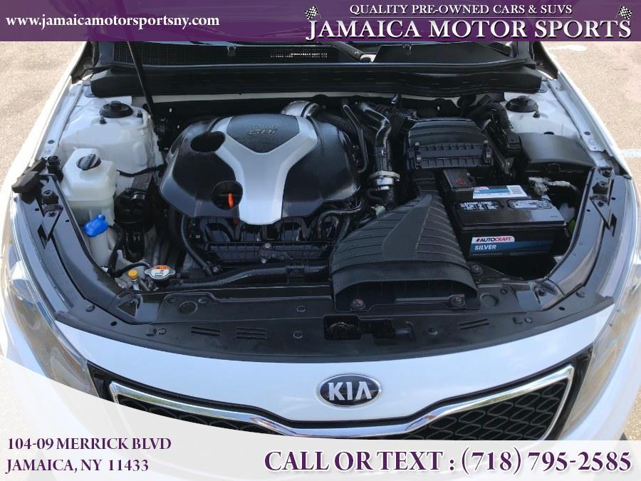 Used Kia Optima 4dr Sdn SX w/Chrome Limited Pkg 2013 | Jamaica Motor Sports . Jamaica, New York