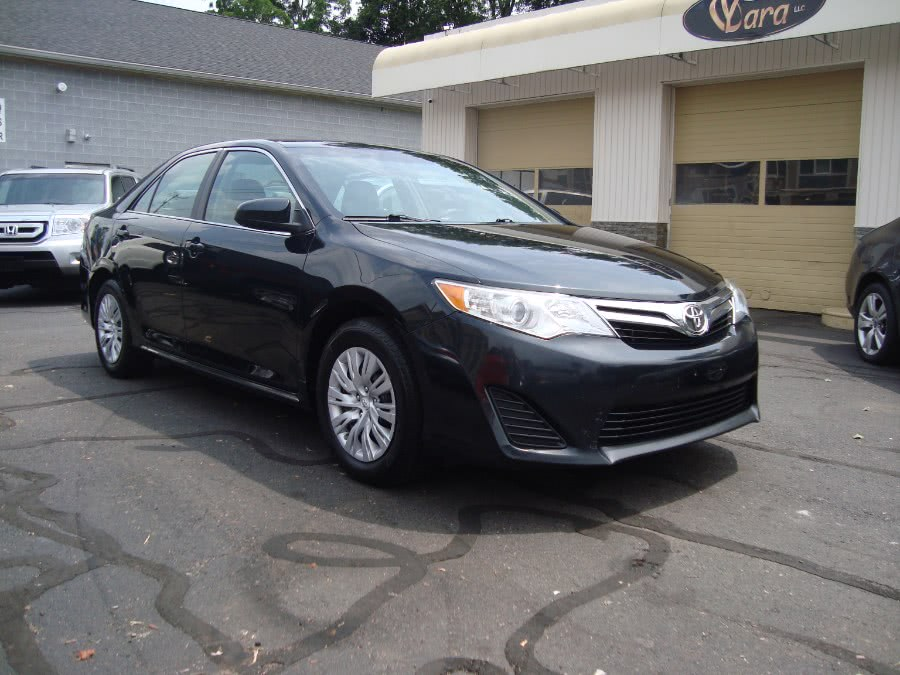 Used 2012 Toyota Camry in Manchester, Connecticut | Yara Motors. Manchester, Connecticut