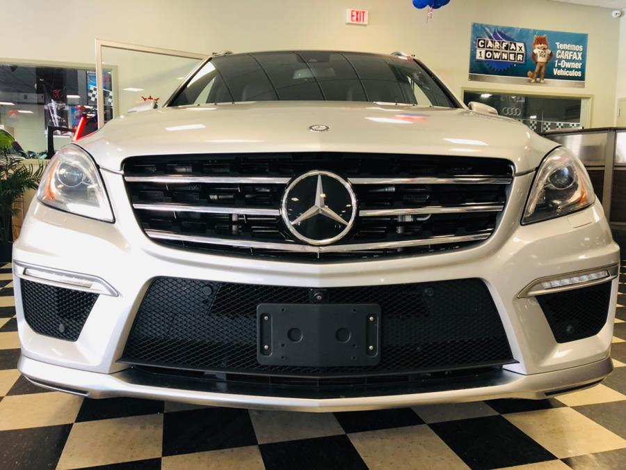 2015 Mercedes-Benz M-Class 4MATIC 4dr ML 63 AMG, available for sale in Syosset , New York | Northshore Motors. Syosset , New York