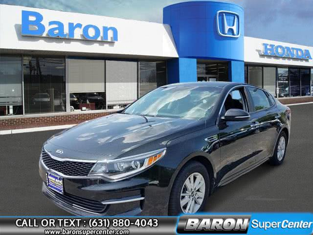 Used 2016 Kia Optima in Patchogue, New York | Baron Supercenter. Patchogue, New York