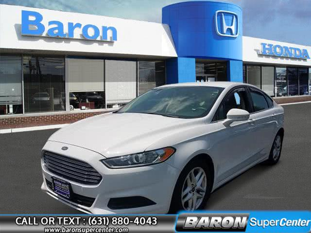 Used 2016 Ford Fusion in Patchogue, New York | Baron Supercenter. Patchogue, New York
