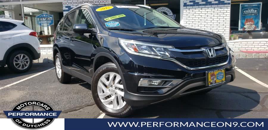 Used 2015 Honda CR-V in Wappingers Falls, New York | Performance Motorcars Inc. Wappingers Falls, New York
