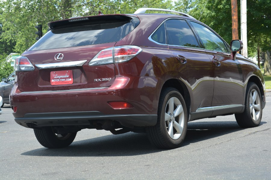 2013 Lexus RX 350 AWD 4dr, available for sale in ENFIELD, Connecticut | Longmeadow Motor Cars. ENFIELD, Connecticut