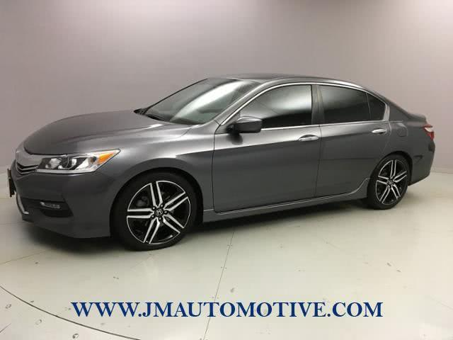 Used 2017 Honda Accord in Naugatuck, Connecticut | J&M Automotive Sls&Svc LLC. Naugatuck, Connecticut