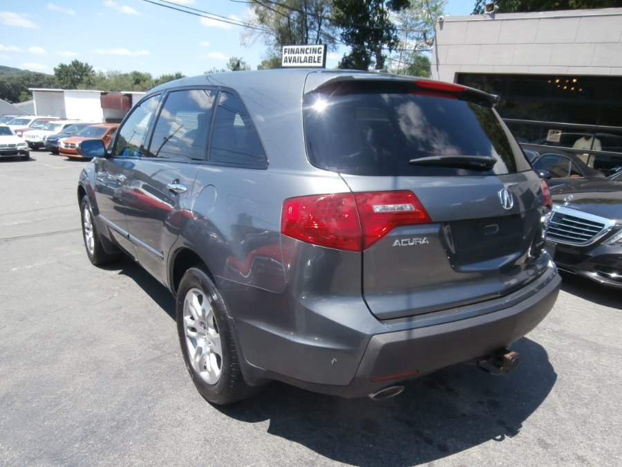 2009 Acura MDX AWD 4dr Tech Pkg, available for sale in Waterbury, Connecticut | Jim Juliani Motors. Waterbury, Connecticut