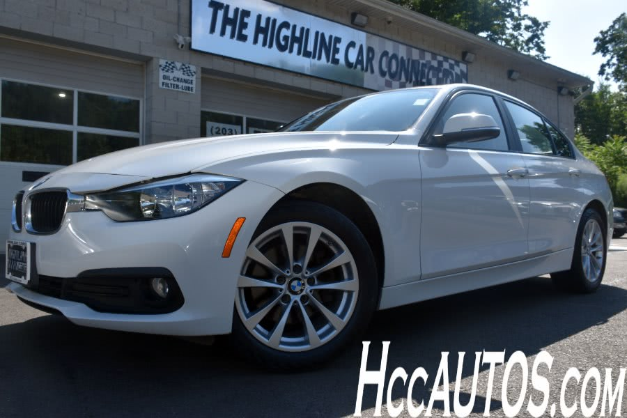 Used 2016 BMW 3 Series in Waterbury, Connecticut | Highline Car Connection. Waterbury, Connecticut