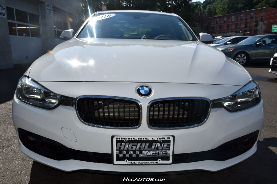 2016 BMW 3 Series 4dr Sdn 320i xDrive AWD, available for sale in Waterbury, Connecticut | Highline Car Connection. Waterbury, Connecticut