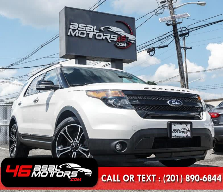 Used Ford Explorer 4WD 4dr Sport 2014 | Asal Motors 46. East Rutherford, New Jersey