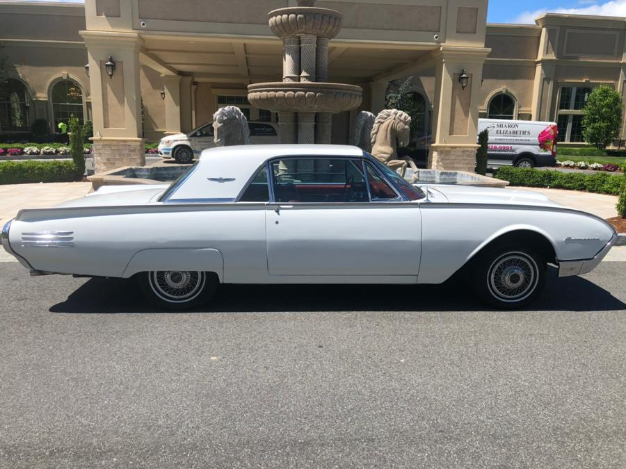 1961 Ford Thunderbird 2 door coupe, available for sale in Waterbury, Connecticut | Tony's Auto Sales. Waterbury, Connecticut