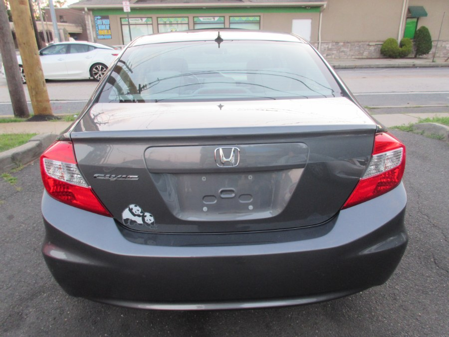 Used Honda Civic Sdn EX 2012 | ACA Auto Sales. Lynbrook, New York