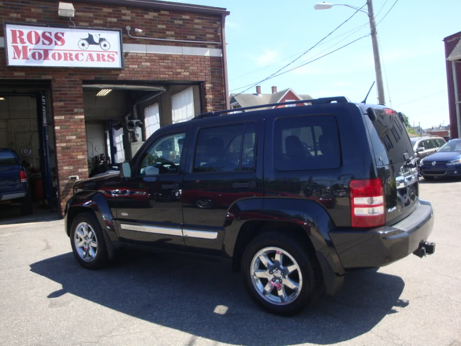 2012 Jeep Liberty 4WD 4dr Sport Latitude, available for sale in Torrington, Connecticut | Ross Motorcars. Torrington, Connecticut