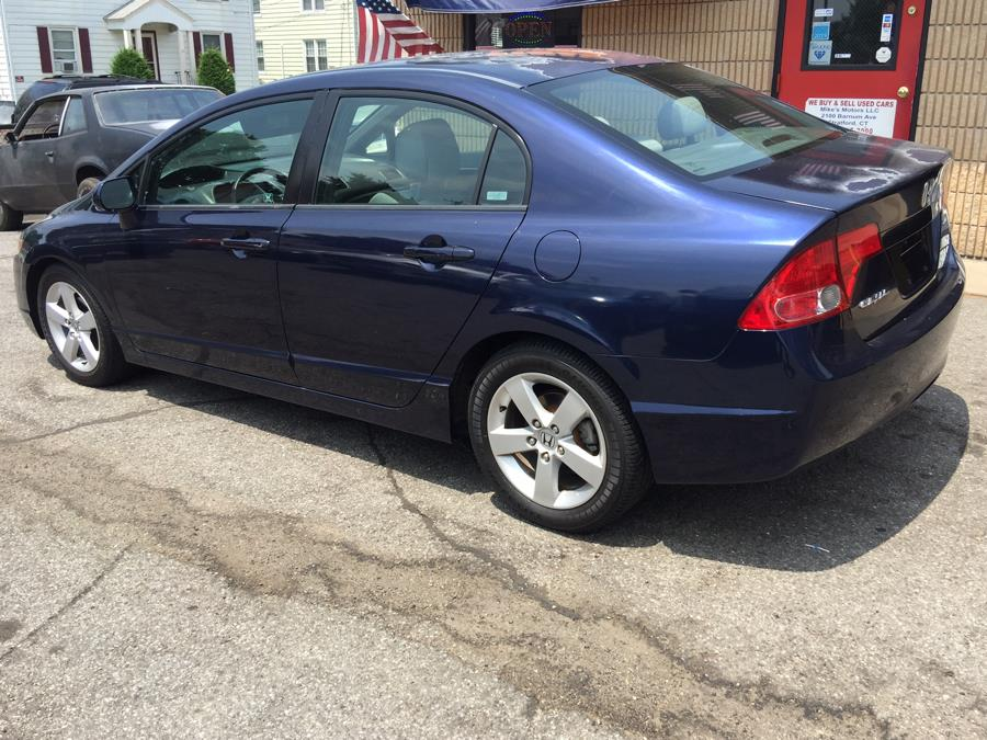Used Honda Civic Sdn 4dr AT EX 2007 | Mike's Motors LLC. Stratford, Connecticut