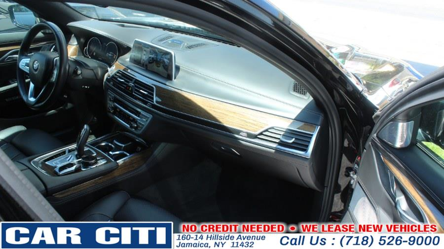2016 BMW 7 Series 4dr Sdn 750i xDrive AWD, available for sale in Jamaica, New York | Car Citi. Jamaica, New York