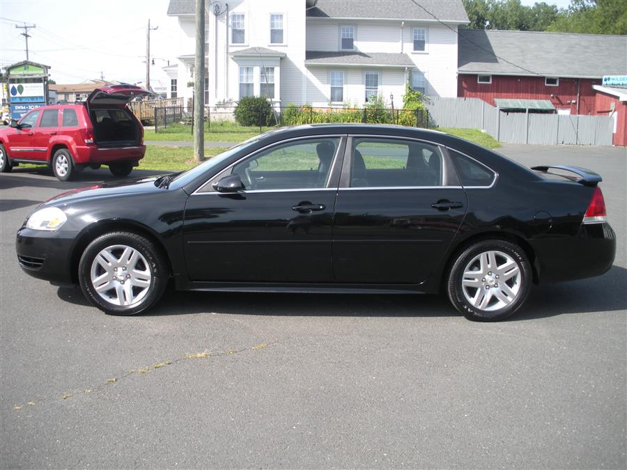 2012 Chevrolet Impala 4dr Sdn LT Fleet, available for sale in Southwick, Massachusetts | Country Auto Sales. Southwick, Massachusetts