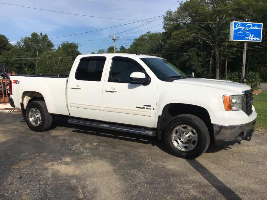 Used 2009 GMC Sierra 2500HD in Charlton, Massachusetts | Gary Jackson Motors. Charlton, Massachusetts