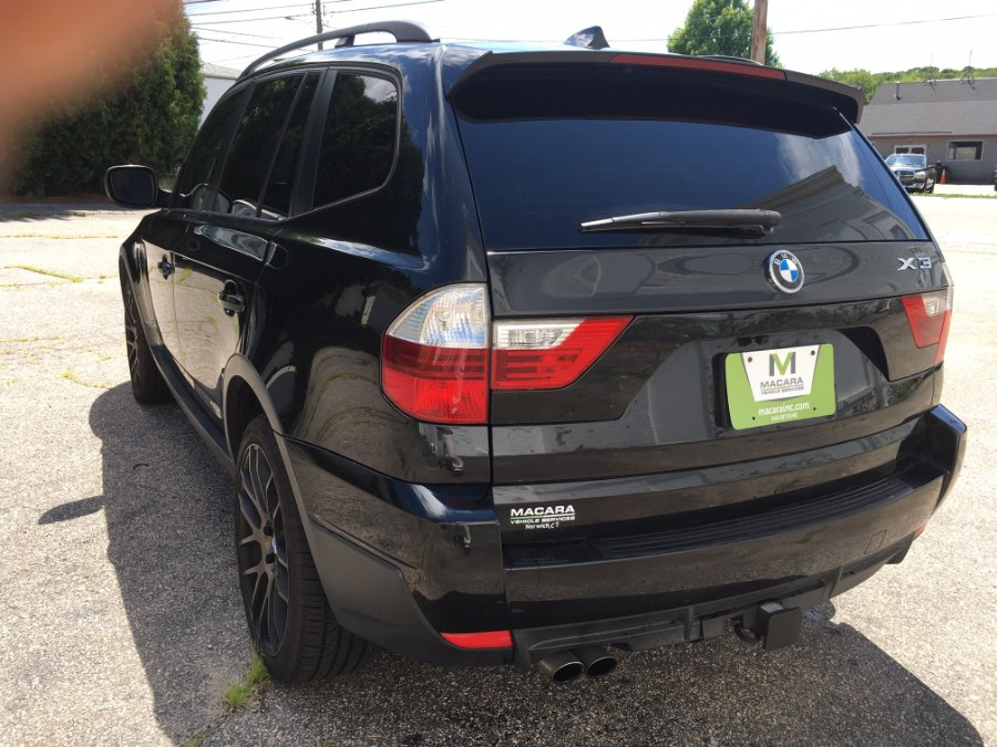 2010 BMW X3 AWD 4dr 30i, available for sale in Norwich, Connecticut | MACARA Vehicle Services, Inc. Norwich, Connecticut