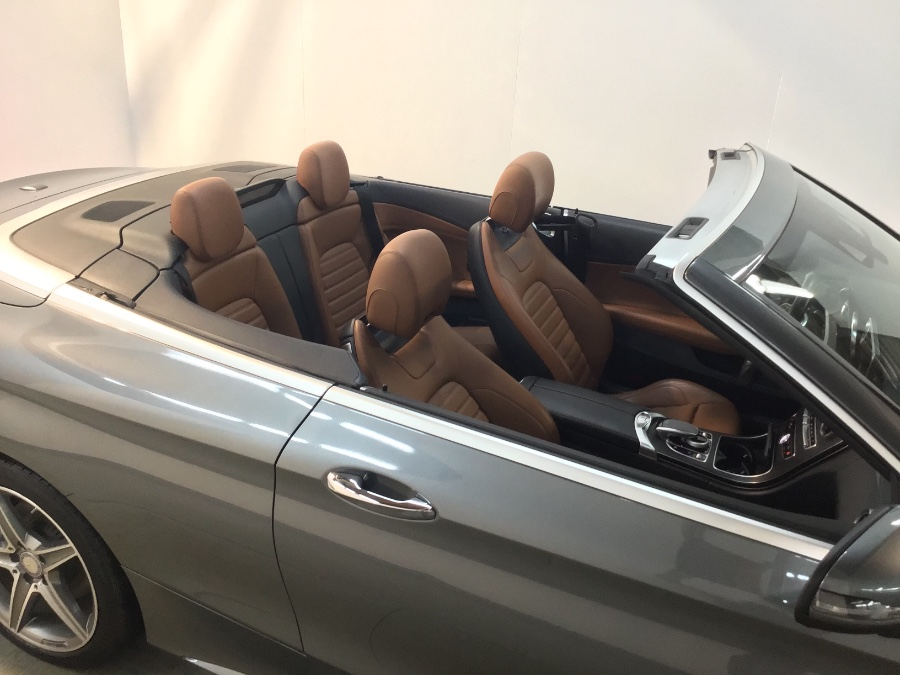 2017 Mercedes-Benz C-Class C 300 4MATIC Cabriolet, available for sale in Lodi, New Jersey | European Auto Expo. Lodi, New Jersey
