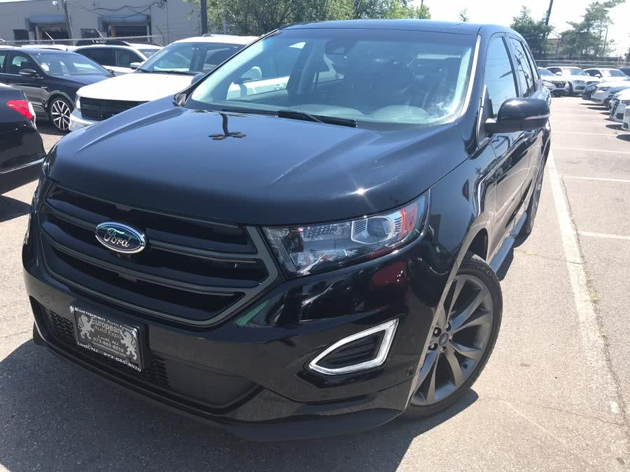 Used Ford Edge 4dr Sport AWD 2016 | European Auto Expo. Lodi, New Jersey