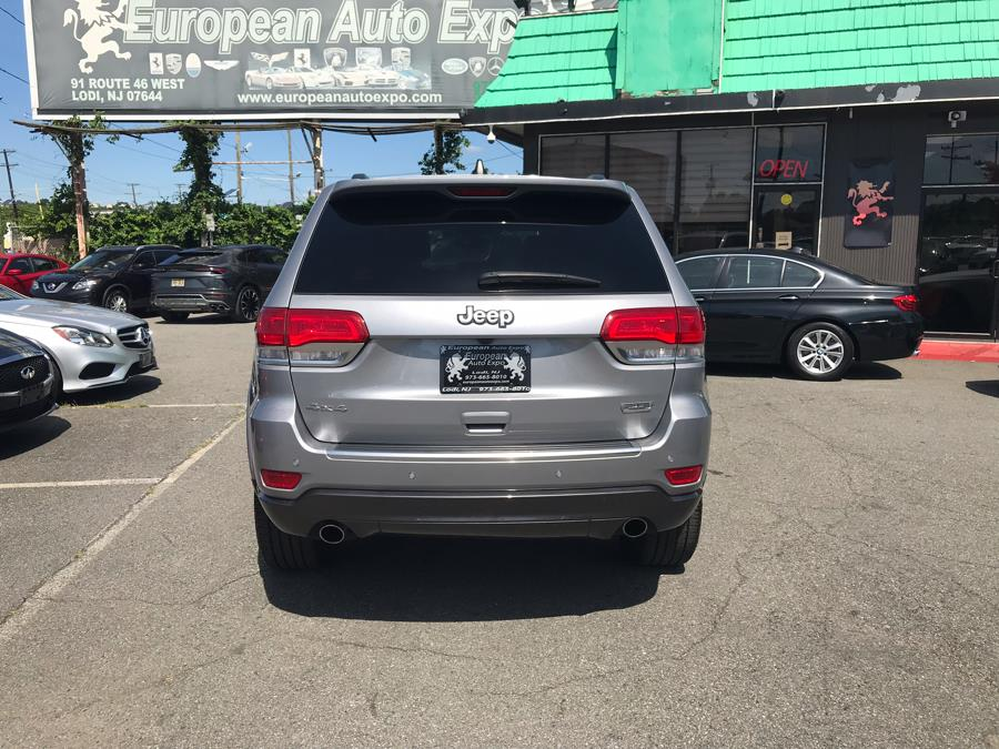 2018 Jeep Grand Cherokee Limited 4x4, available for sale in Hillside, New Jersey   M Sport Motor Car. Hillside, New Jersey
