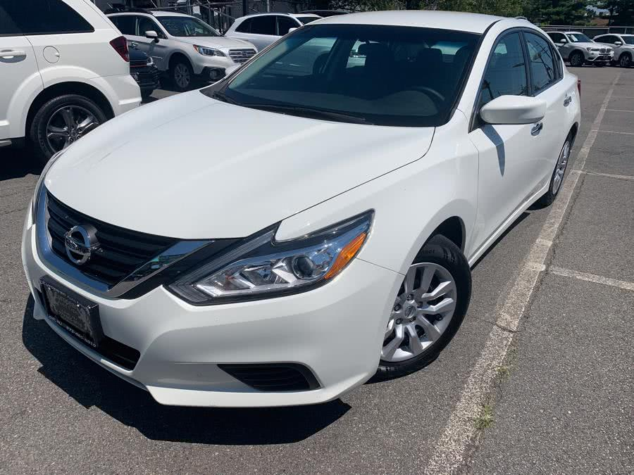 2016 Nissan Altima 4dr Sdn I4 2.5 S, available for sale in Hillside, New Jersey | M Sport Motor Car. Hillside, New Jersey