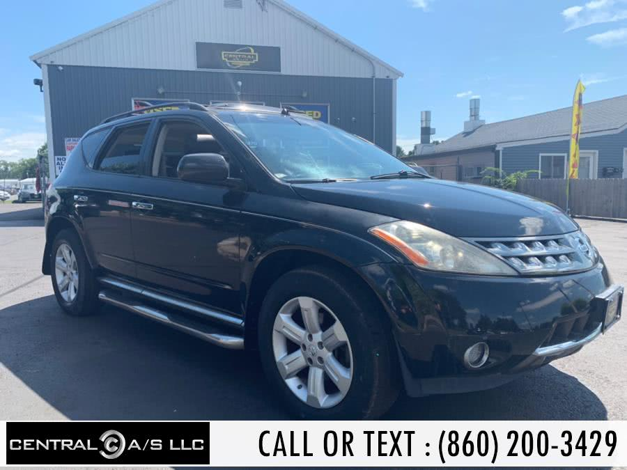 Used 2007 Nissan Murano in East Windsor, Connecticut | Central A/S LLC. East Windsor, Connecticut
