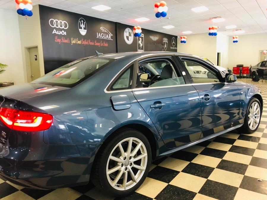 Used Audi A4 4dr Sdn Auto quattro 2.0T Premium Plus 2015 | Northshore Motors. Syosset , New York