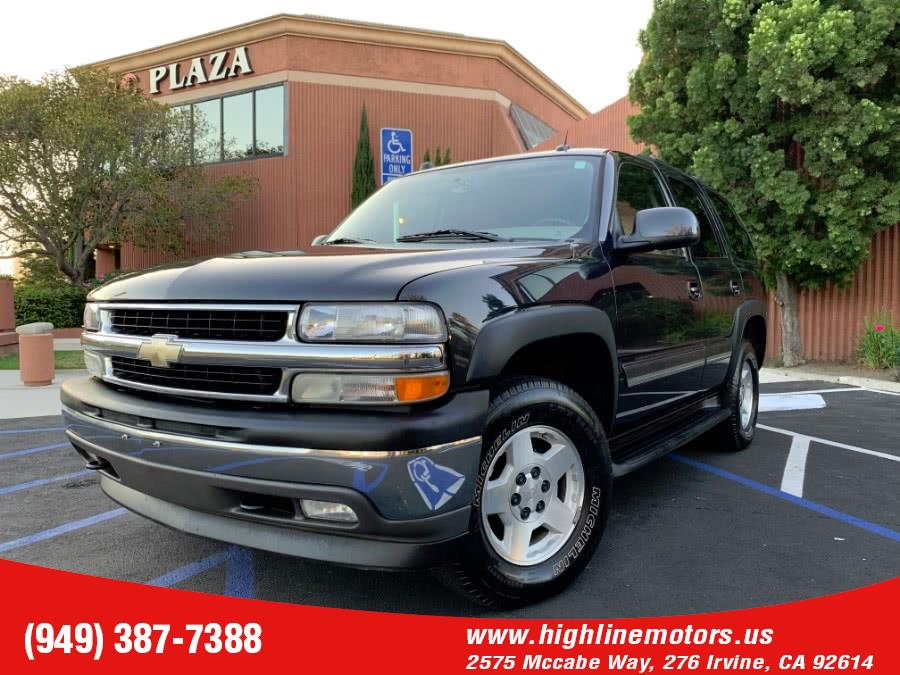 Used 2005 Chevrolet Tahoe in Irvine, California | High Line Motors LLC. Irvine, California