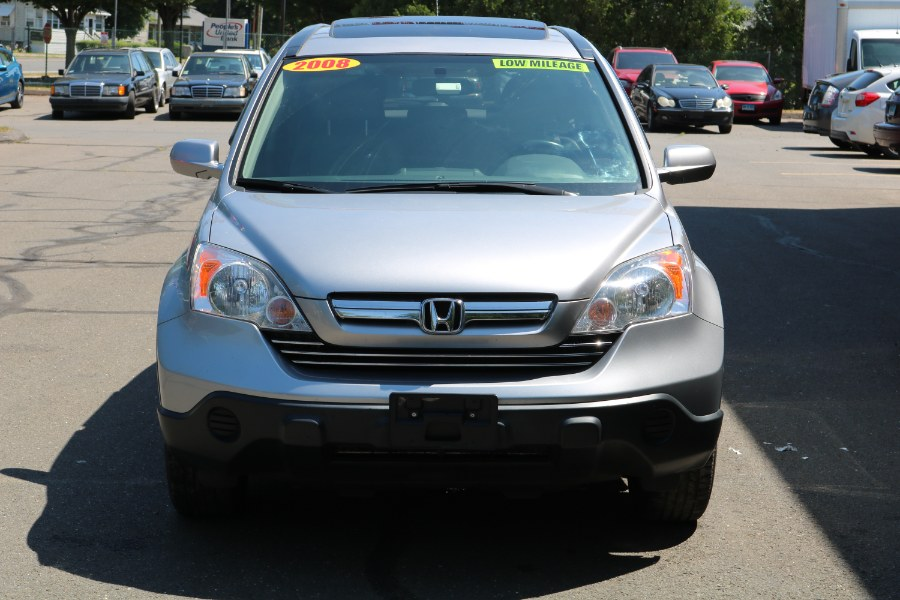 2008 Honda CR-V 4WD 5dr EX-L w/Navi, available for sale in Bristol, Connecticut | Dealmax Motors LLC. Bristol, Connecticut