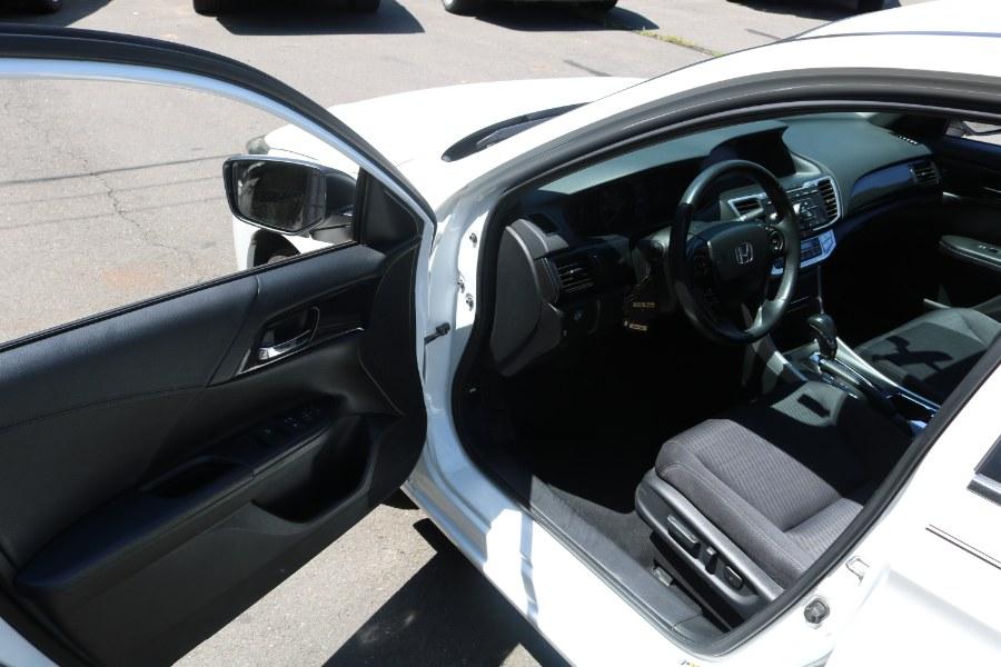 2013 Honda Accord Sdn 4dr I4 CVT Sport, available for sale in Bristol, Connecticut | Dealmax Motors LLC. Bristol, Connecticut
