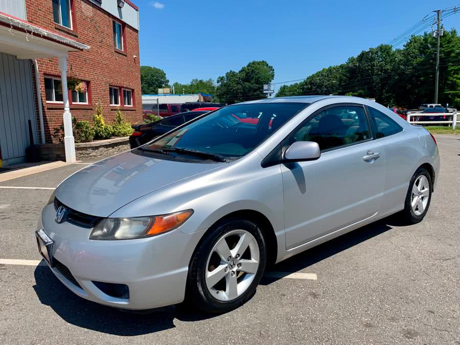 Used 2008 Honda Civic Cpe in South Windsor, Connecticut | Mike And Tony Auto Sales, Inc. South Windsor, Connecticut