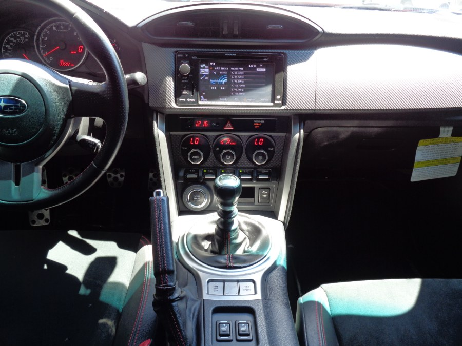 Used Subaru BRZ 6 Speed Manual Limited Navigation Bluetooth Keyless 2015 | Top Speed Motors LLC. Jamaica, New York