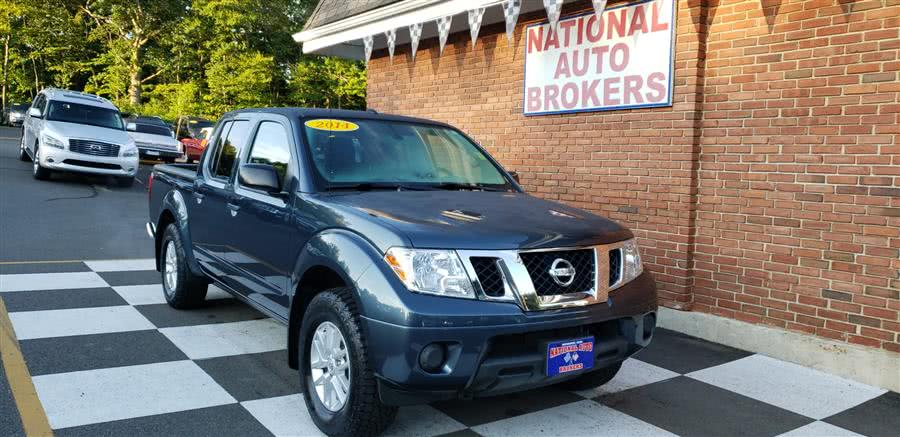 Used 2014 Nissan Frontier in Waterbury, Connecticut | National Auto Brokers, Inc.. Waterbury, Connecticut