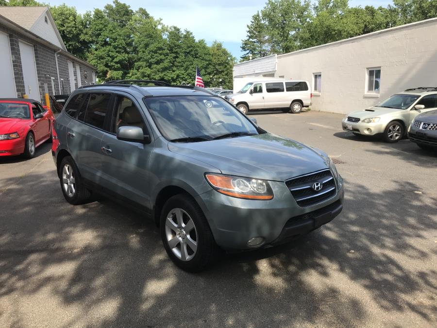 Used Hyundai Santa Fe AWD 4dr Auto Limited 2008 | The Car Company. Springfield, Massachusetts