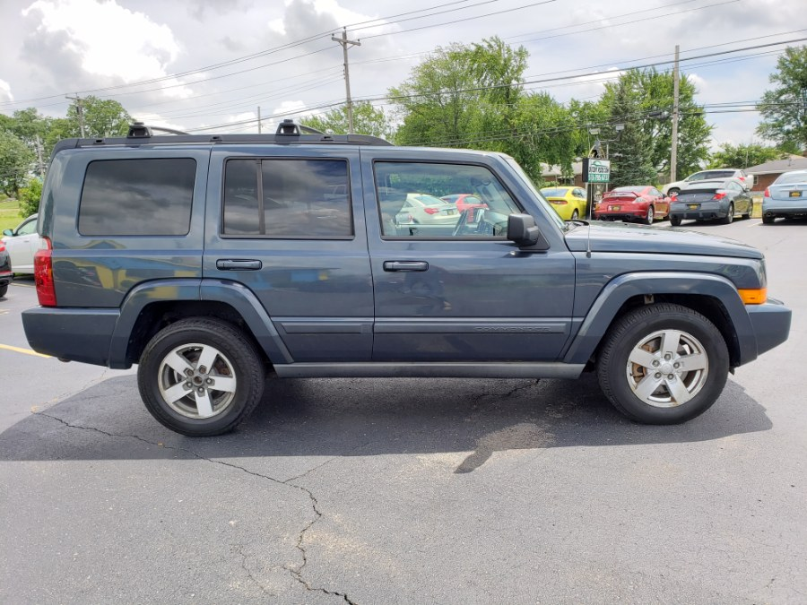 2007 Jeep Commander 4WD 4dr Sport, available for sale in West Chester, Ohio | Decent Ride.com. West Chester, Ohio