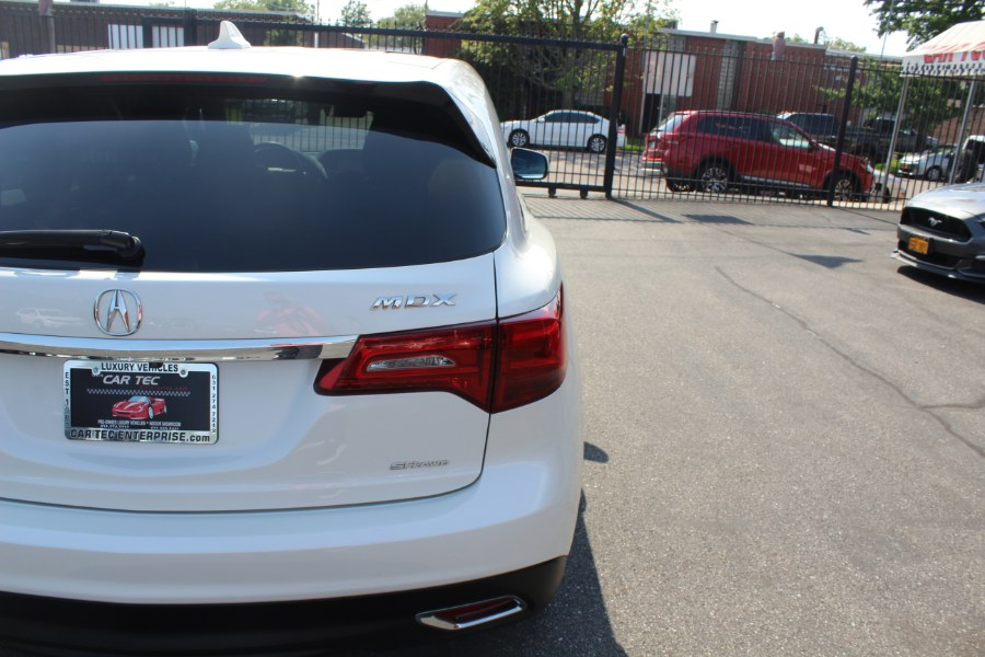2016 Acura MDX SH-AWD 4dr w/Tech/AcuraWatch Plus, available for sale in Deer Park, New York | Car Tec Enterprise Leasing & Sales LLC. Deer Park, New York