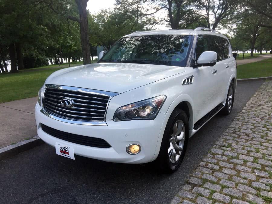 Used 2012 Infiniti QX56 in Chelsea, Massachusetts | New Star Motors. Chelsea, Massachusetts