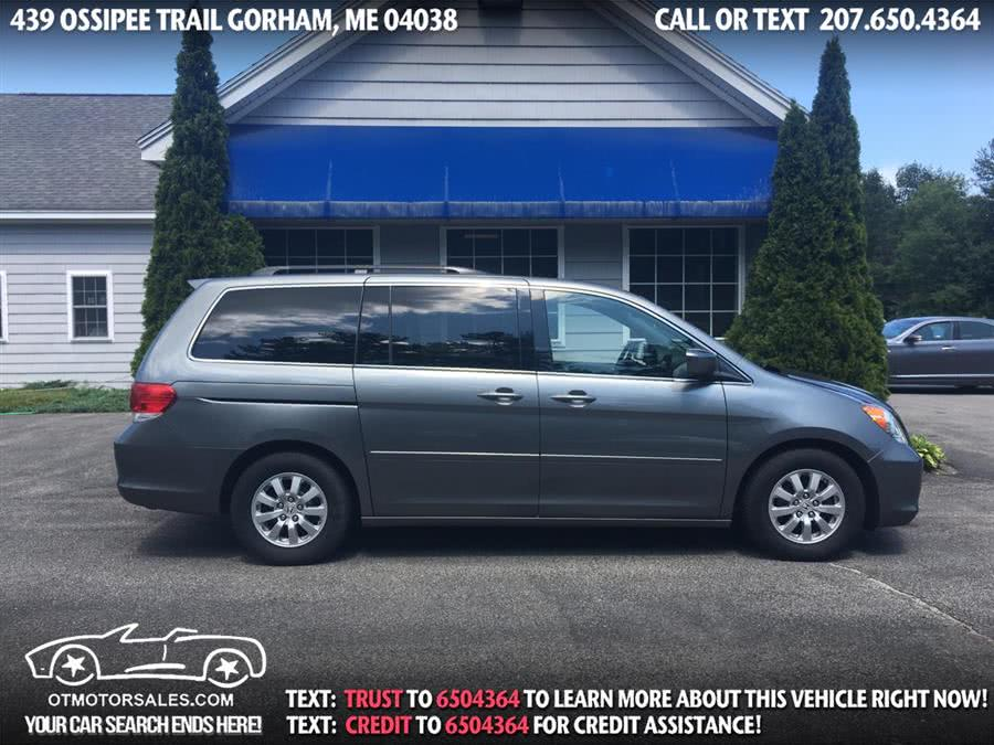 2009 Honda Odyssey 5dr EX-L, available for sale in Gorham, Maine | Ossipee Trail Motor Sales. Gorham, Maine