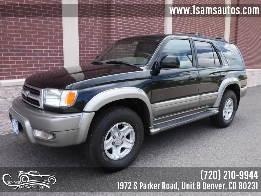 Used 2000 Toyota 4Runner in Denver, Colorado | Sam's Automotive. Denver, Colorado