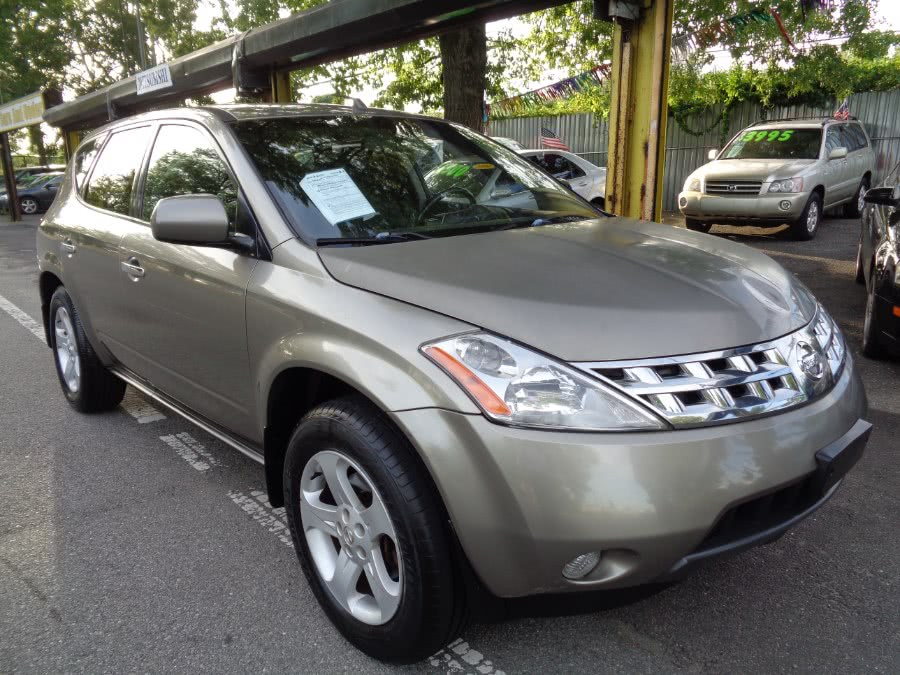 Used 2004 Nissan Murano in Rosedale, New York | Sunrise Auto Sales. Rosedale, New York