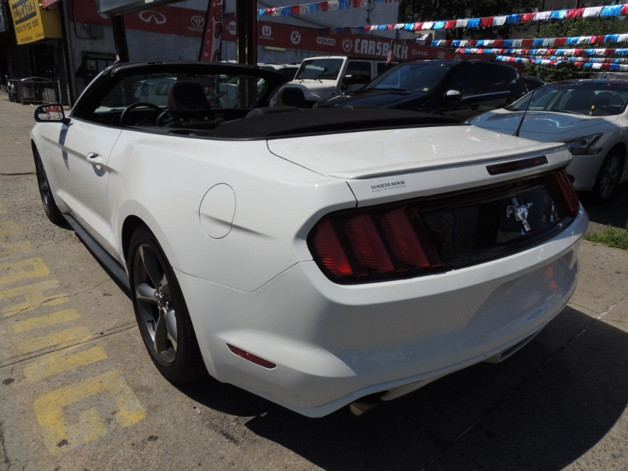 2016 Ford Mustang 2dr Conv V6, available for sale in Brooklyn, New York | Carsbuck Inc.. Brooklyn, New York